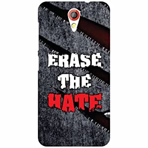 Printland Erase The Hate Phone Cover For HTC Desire 620