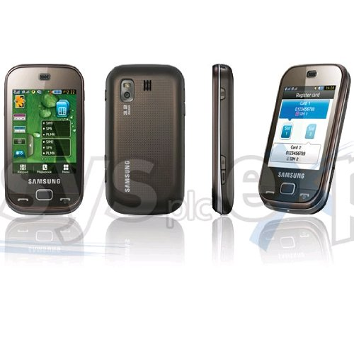 Samsung SAMB5722 Rushmore Dual SIM Capable SIM Free Mobile Phone