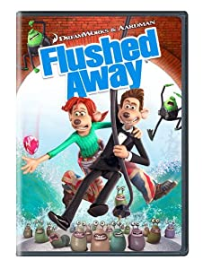"Cover of ""Flushed Away (Widescreen Editio..."
