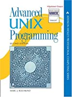 Advanced UNIX Programming, 2nd Edition Front Cover