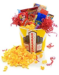 Milliard Movie Night Gift Basket