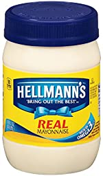 Hellmann\'s Real Mayonnaise, 15 oz