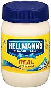 Hellmann's Real Mayonnaise, 15 oz