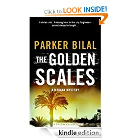 The Golden Scales: A Makana Mystery (Makana Mystery 1)