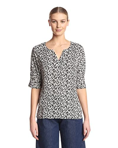 Tart Collections Women's Ellyn Top  [Black/White]