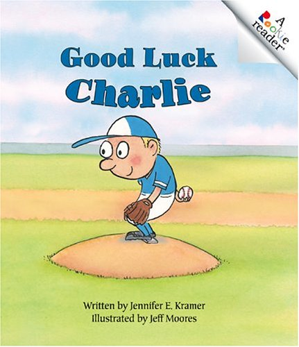 Good Luck Charlie (Rookie Readers. Level C)