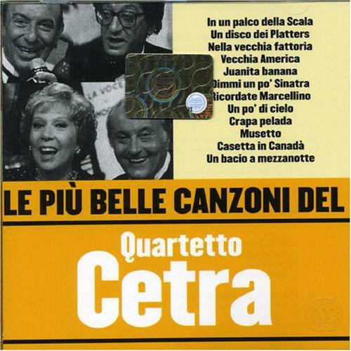 Quartetto Cetra - Nella vecchia fattoria Lyrics - Zortam Music