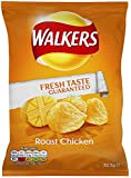 Walkers Roast Chicken 32.5 g (Pack of 48)