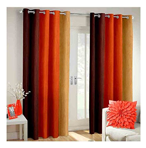 Vaamsi Fancy Polyester 1 Piece Window Curtain Set – (5 FEET x 4 FEET)(HF1W1062_1062)