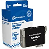 Dataproducts DPC98120 Remanufactured Ink Cartridge Replacement for Epson T098120 (Black)