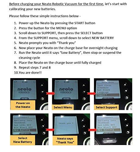 Neato XV-21 Pet & Allergy Automatic Vacuum Cleaner (Neat Robotic Vacuum compare prices)