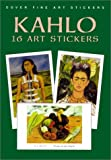 Kahlo: 16 Art Stickers (Dover Art Stickers) (0486413500) by Kahlo, Frida