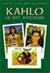 Kahlo: 16 Art Stickers (Dover Art Sti...