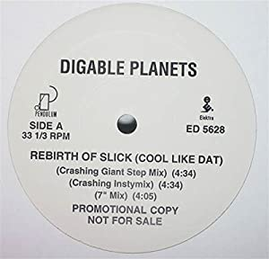 Amazon.com: Digable Planets: Rebirth of Slick (Cool Like ...