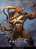 img - for d'artiste Concept Art: Digital Artists Master Class book / textbook / text book
