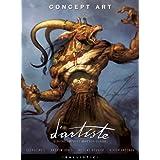 d'artiste Concept Art: Digital Artists Master Classby Daniel P. Wade
