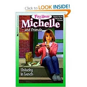 Unlucky in lunch full house michelle cathy east dubowski 9780613281195 books Unlucky house