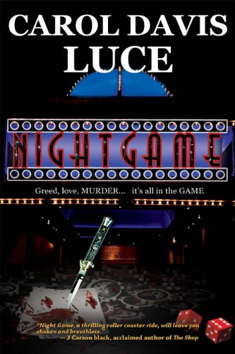 Kindle Daily Deals! Overnight Price Cuts on All Genres of Books  Spotlight Kindle Deal: Carol Davis Luce's Bestselling Night Game
