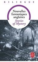 Stories of mistery - Nouvelles fantastiques, édition bilingue
