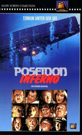 Poseidon Inferno - Terror unter der See [VHS]