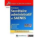Concours Secrétaire administratif et SAENES : Catégorie B