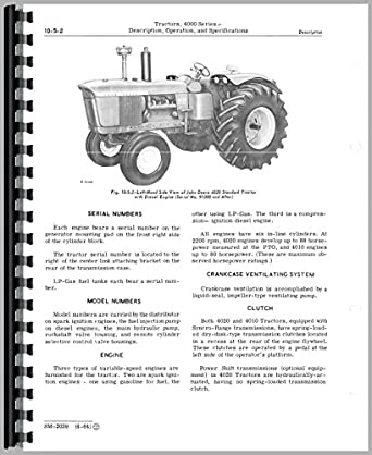 john deere 2500a engine diagram john deere schematics engine 675cc amazon.com: john deere 6-380 engine service manual: industrial & scientific #9