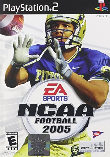 NCAA FOOTBALL 2005 (PS2, REFURB) [PlayStation2] (Ncaa Football Ps2 compare prices)