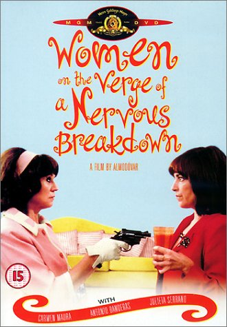 Women On The Verge Of A Nervous Breakdown [UK Import]