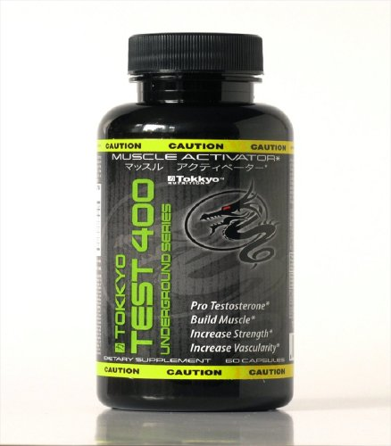 TEST400 Testosterone Booster