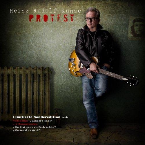 Heinz Rudolf Kunze - Protest (Limited Edition mit Bonus-Track / exklusiv bei Amazon.de) - Zortam Music