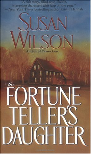 The Fortune Teller's Daughter, SUSAN WILSON