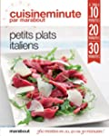 PETITS PLATS ITALIENS : � TABLE EN 10...