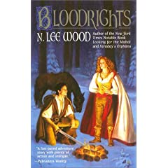 Bloodrights by N. Lee Wood