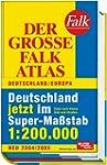 Der Gro�e Falk Atlas 2004/2005