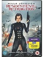 Resident Evil: Retribution (DVD + UV Copy) [2012]
