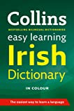 Easy Learning Irish Dictionary (Collins Easy Learning Irish)
