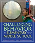 Challenging Behavior in Elementary an...