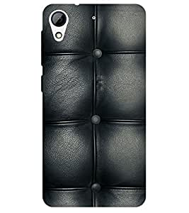 Chiraiyaa Designer Printed Premium Back Cover Case for HTC Desire 628 (leather cover) (Multicolor)