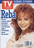 TV Guide July 2-8, 1994 (Reba McEntire: How a Music Video Touched Her Fans-And Turned Into a TV-Movie From the Heart; X-Files X-Clusive, Volume 42, No. 27. Issue # 2153)