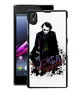 SONY XPERIA Z1 BACK COVER CASE BY instyler