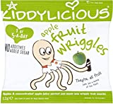 Kiddylicious Apple Fruit Wriggles 12mth+ (12g)