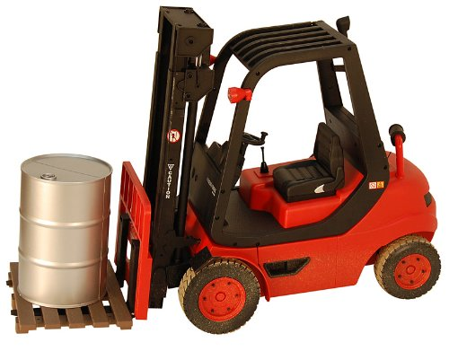 Hobby Engine Remote Control Fork Lift Truck