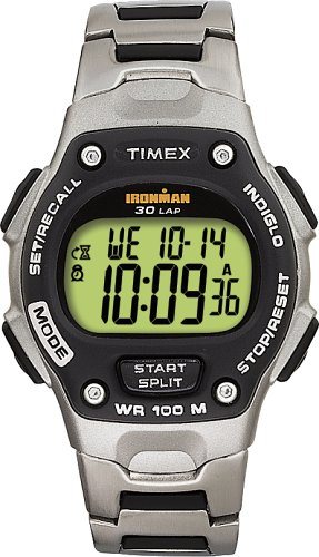 Cheap Timex Ironman T53952 Triathlon 30-Lap Watch (T539529J)