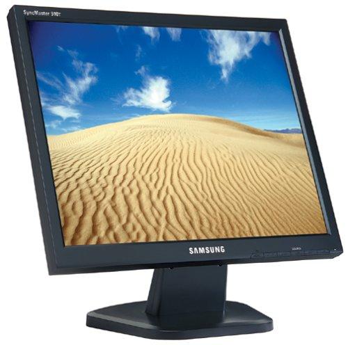 "Samsung Syncmaster 910T 19"" Lcd Flat Panel Monitor -Black"