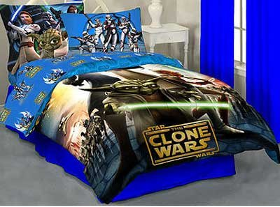 star wars twin bedding