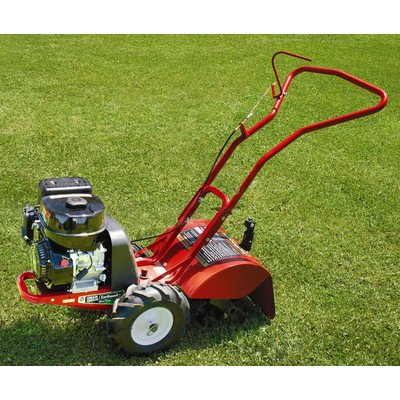 Earthquake 6015v Rear Tine Rototiller With 212cc 4 Cycle