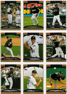 Buy 2006 Topps Florida Marlins Baseball Cards Complete Team Set (24 cards)