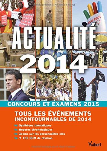 Actualité 2014