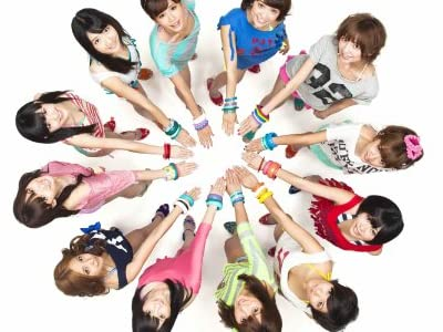 AKB48オフィシャルカレンダーBOX2012 CHEER UP!~あなたに笑顔届けます~