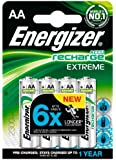 Energizer 2300MAh AA Extreme Battery (Pack of 4)